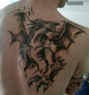 Smoki Tatuaże