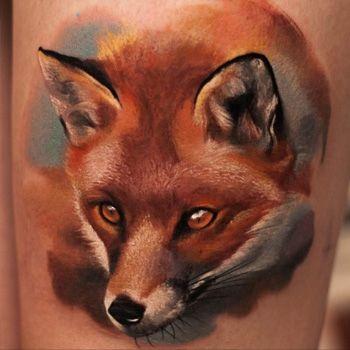 tatuaż lisa
