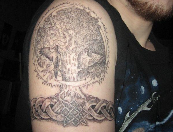 Celtycki Tatuaż