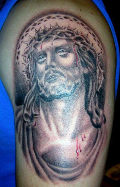 Tatuaże Jezusa
