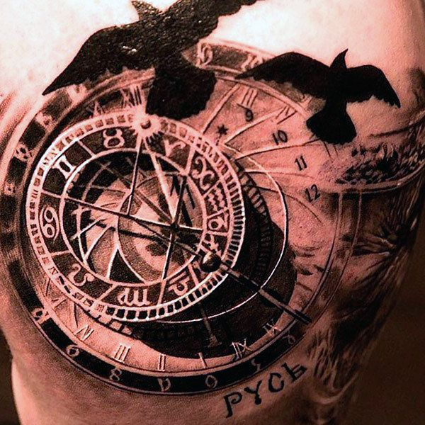 amazing tattoo 3d