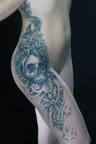 Tatuaże Damskie Róże Na Przedramieniu