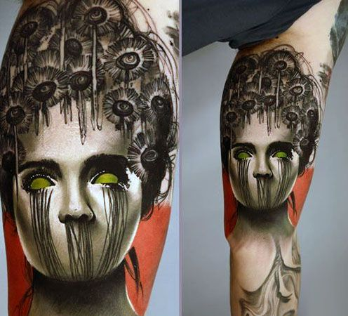 3d tattoo amazing