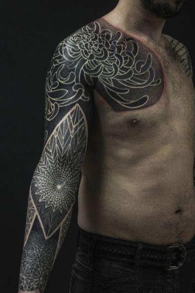 incredible men tattoo