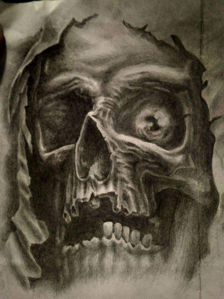 Rysunek ołówkiem