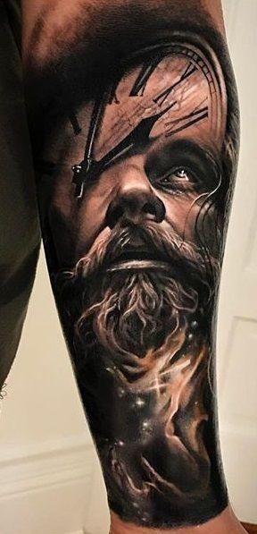 incredible 3d tattoo
