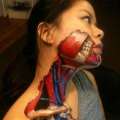 amazing 3d tattoo