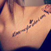tatuaż mołosny napis