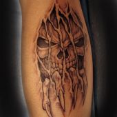 demon tattoo 765