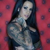 piękne tatuaże damskie