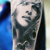 tatuaże na przedramieniu