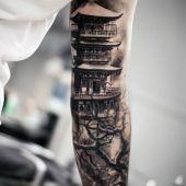 tatuaże japońskie