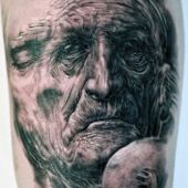 incredible 3d tattoo