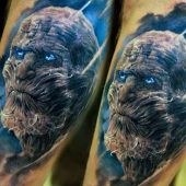amazing fantasy tattoo 3d