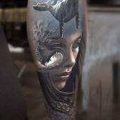 3d tattoo incredible