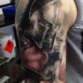 tattoo 300 spartans