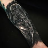 big fish tattoo