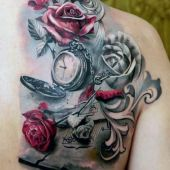tattoos for women flowers