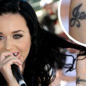 celebrity tattoos-Katy Perry1