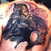 tatuaż fantasy