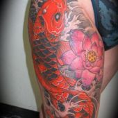 thigh kio fish